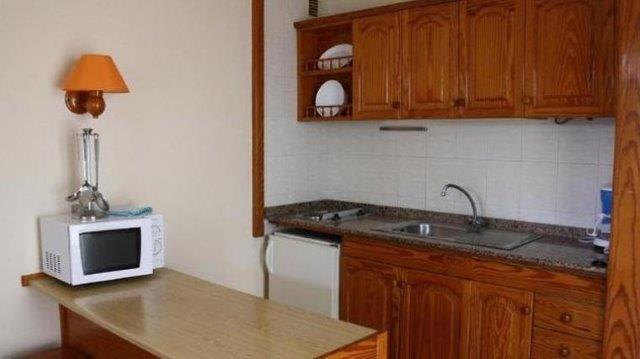 Appartementen Mozart - keuken
