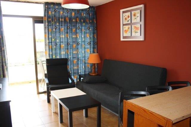 Appartementen Mozart - woonkamer