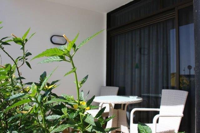 Appartementen Mozart - balkon