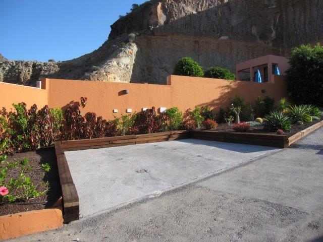 Villa Tauro - parkeerplaats