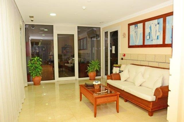 Appartementen Callaomar - woonkamer