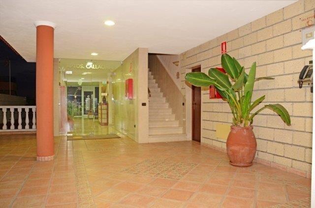 Appartementen Callaomar - hal