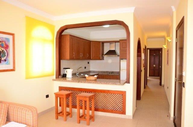 Appartementen Callaomar - keuken