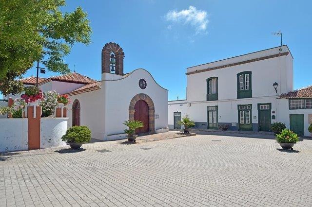 Casita El Mirador - dorpsplein