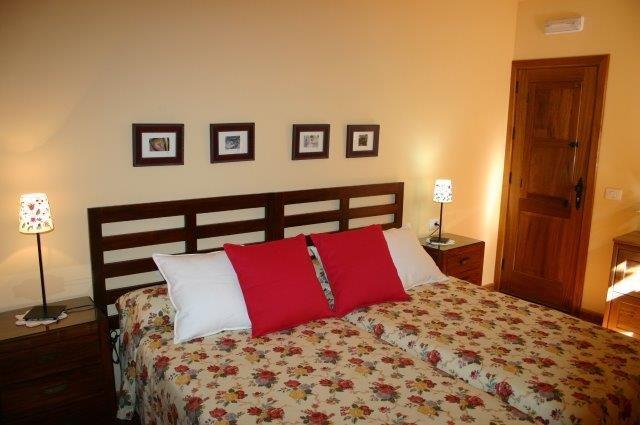 Casita El Mirador - slaapkamer