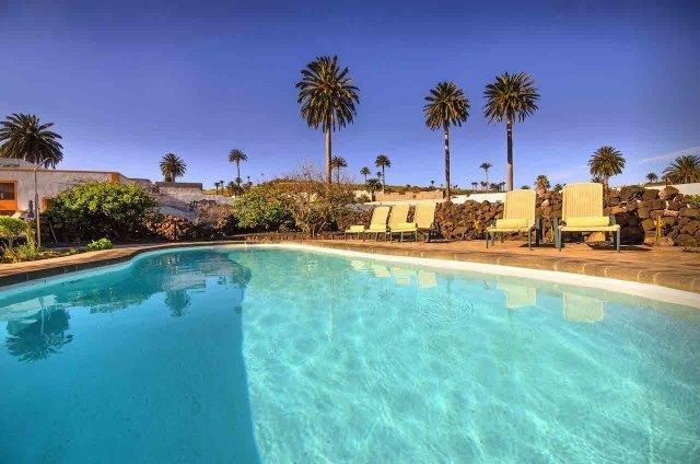 Hotel Lola y Juan - zwembad