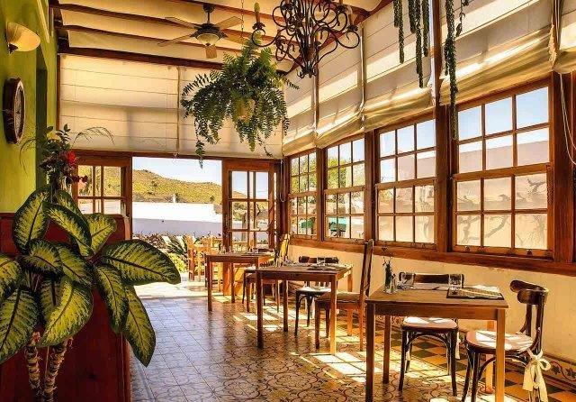 Hotel Lola y Juan - restaurant