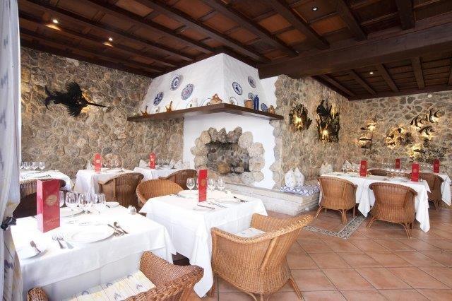 Hotel Bon Sol - eetzaal