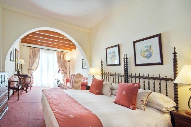 Hotel Bon Sol - hotelkamer