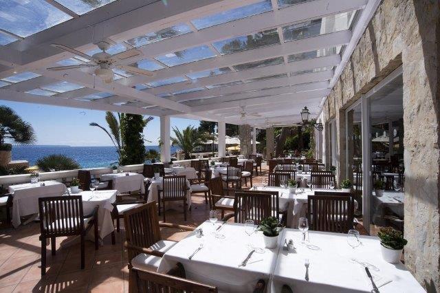 Hotel Bon Sol - terras