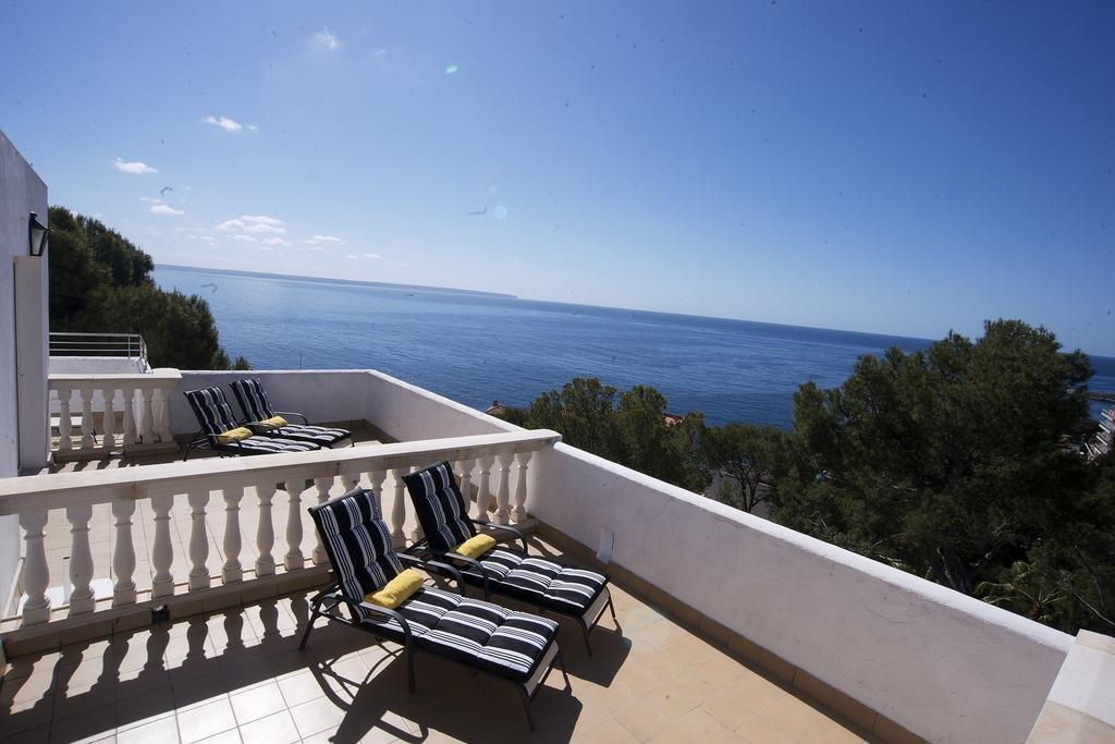 Hotel Bon Sol - uitzicht