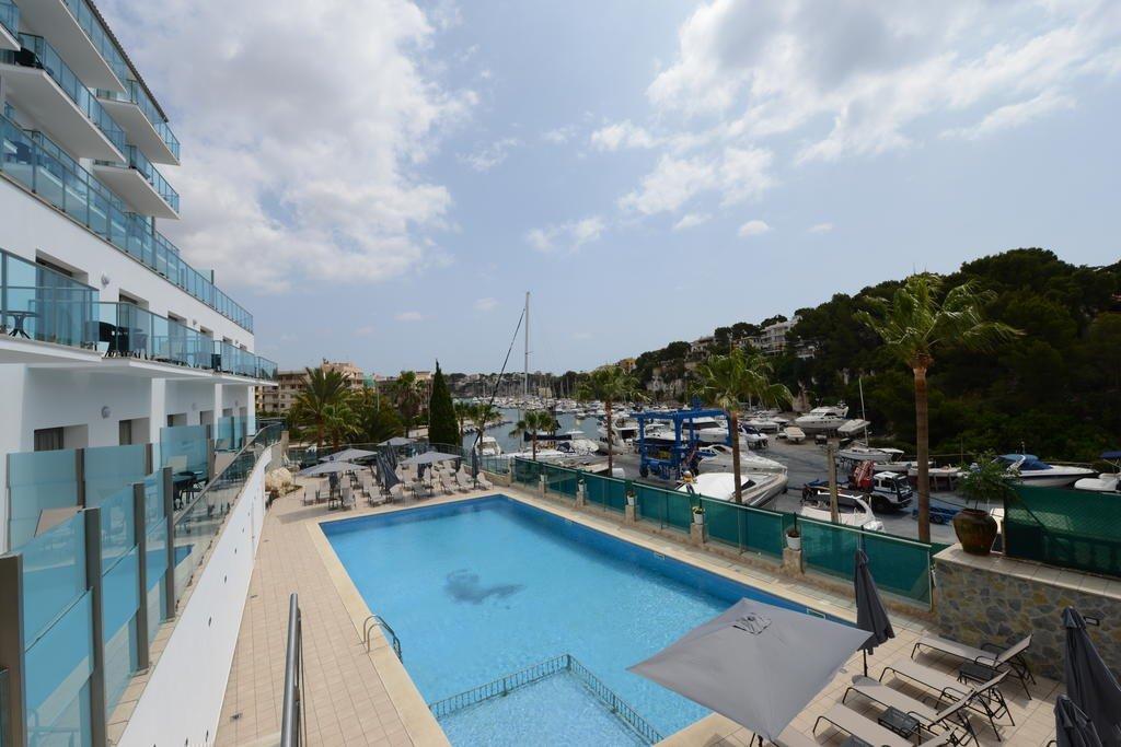 Appartementen Porto Drach - zwembad