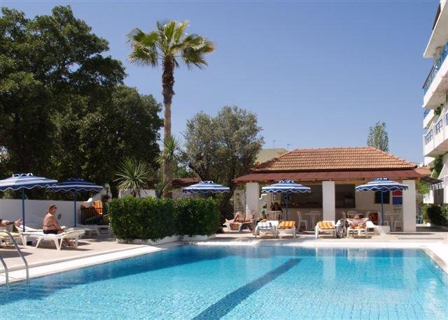 Hotel Nathalie - zwembad