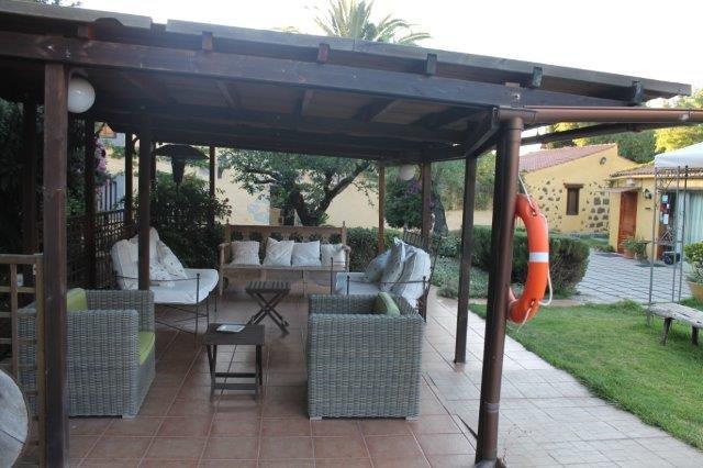 Hotel Las Calas - zitje