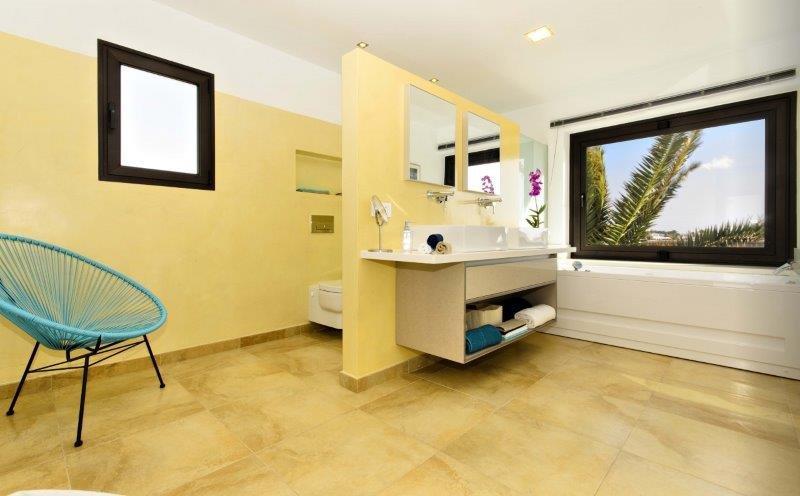 Villa Botavara - badkamer