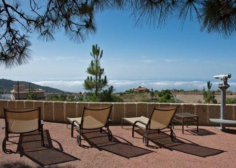 Hotel Spa Villalba - zonneterras