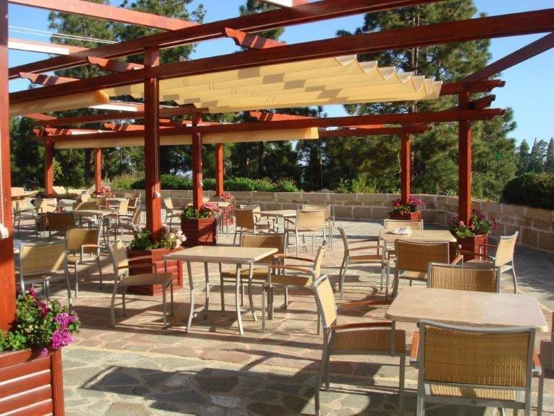 Hotel Spa Villalba - buiten