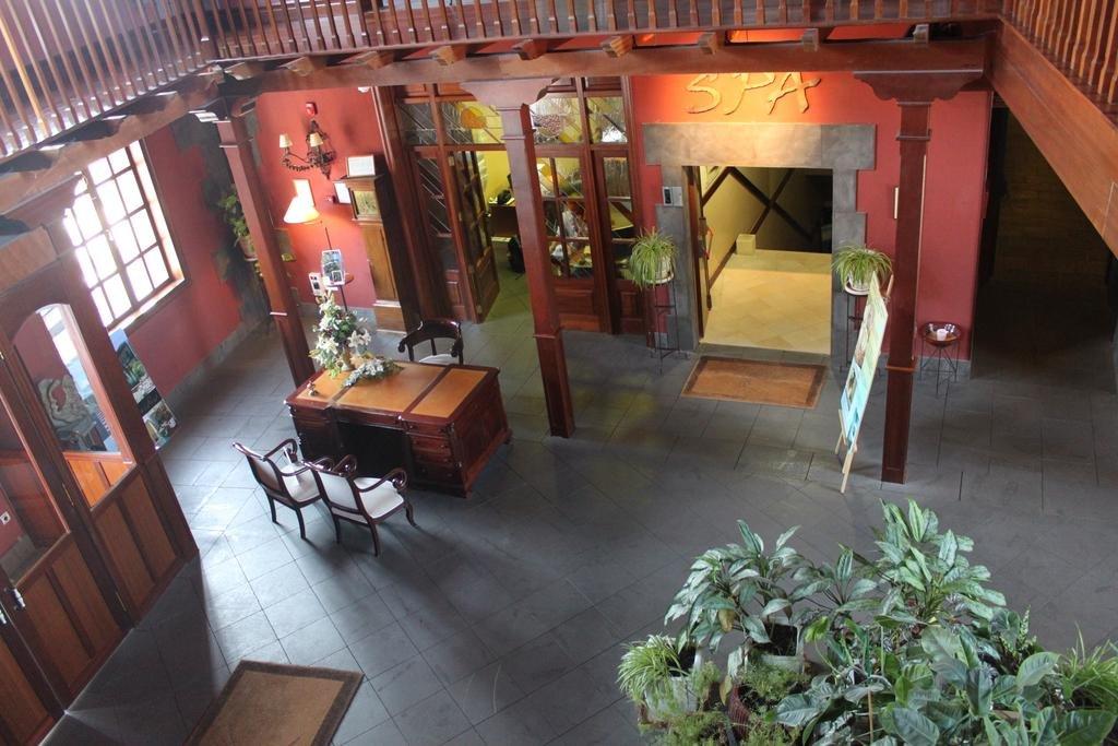 Hotel Spa Villalba - hal