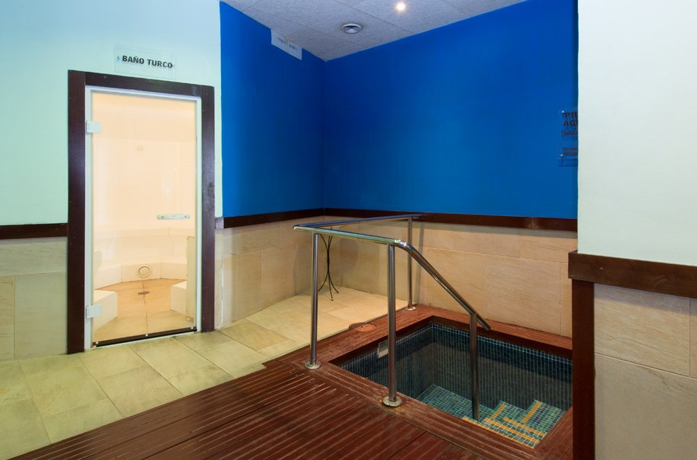 Hotel Spa Villalba - spa
