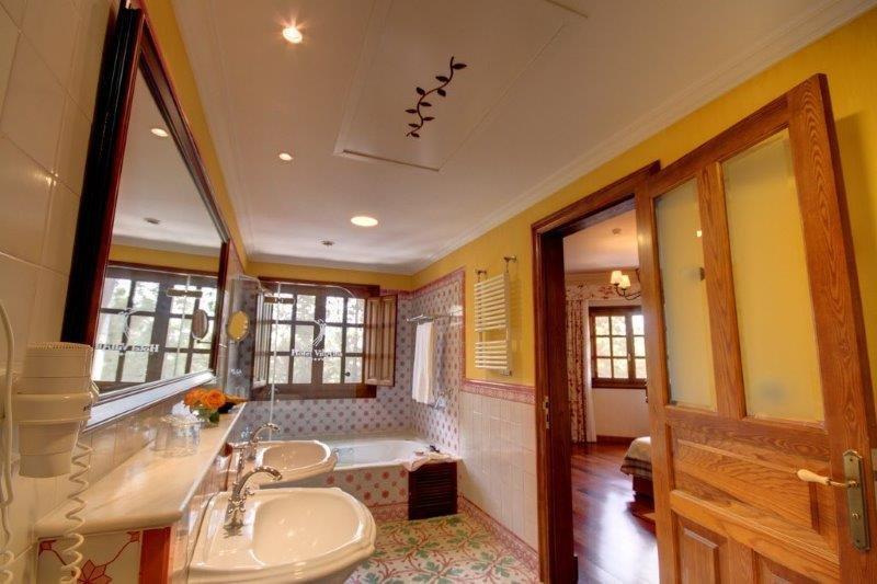 Hotel Spa Villalba - suite superieur