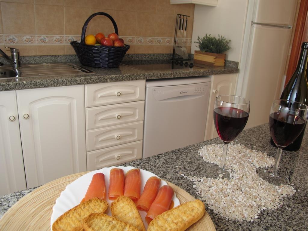 Villa Don Rafael - keuken