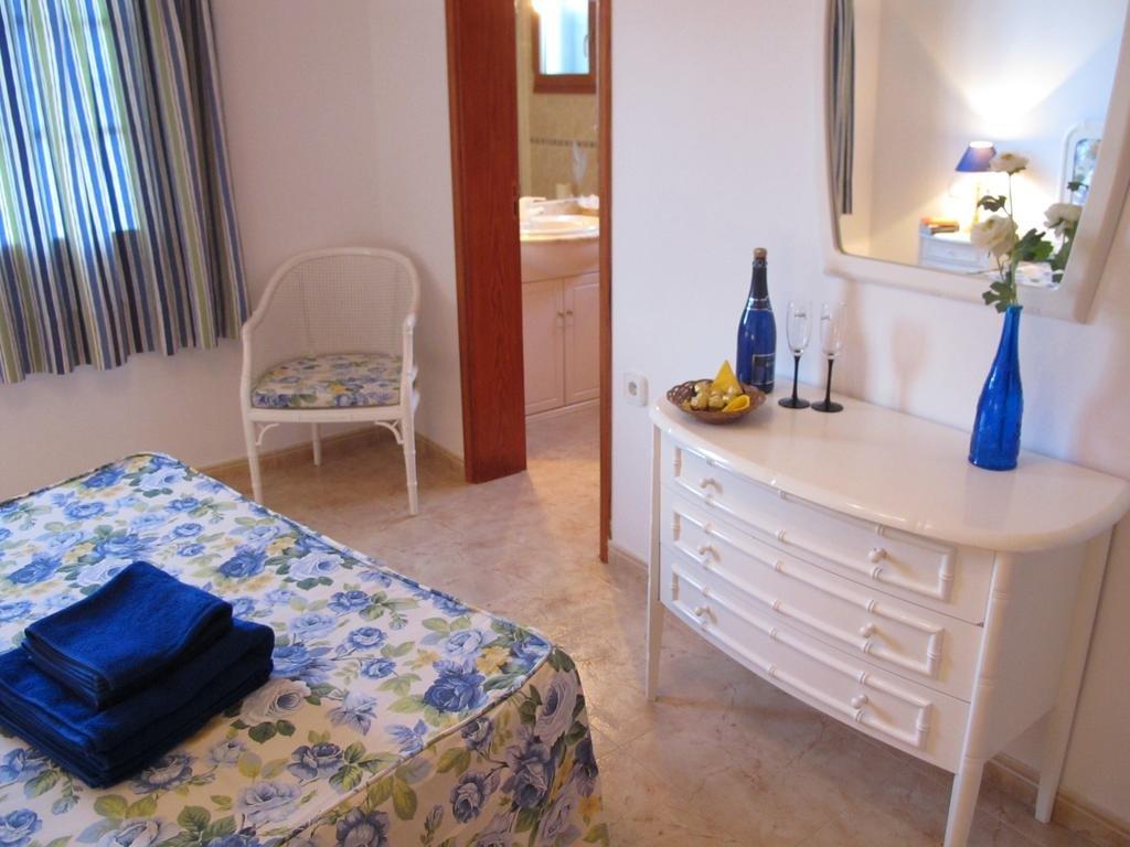 Villa Don Rafael - slaapkamer
