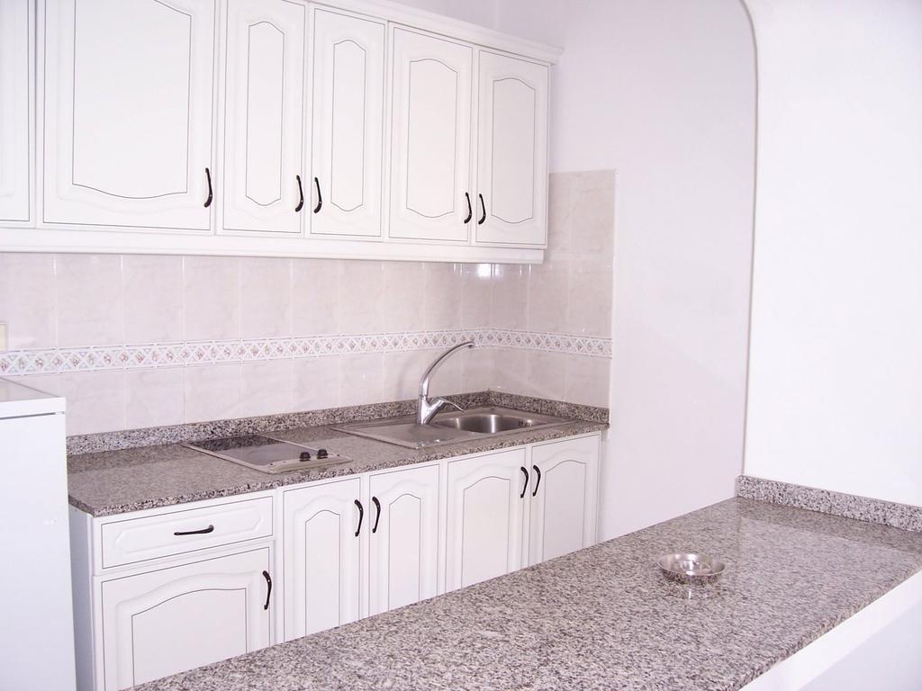 Appartementen La Laguneta - keuken