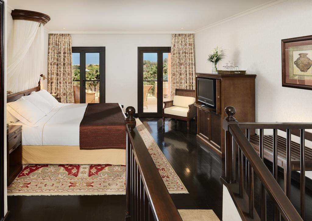 Hotel Las Madrigueras - hotelkamer