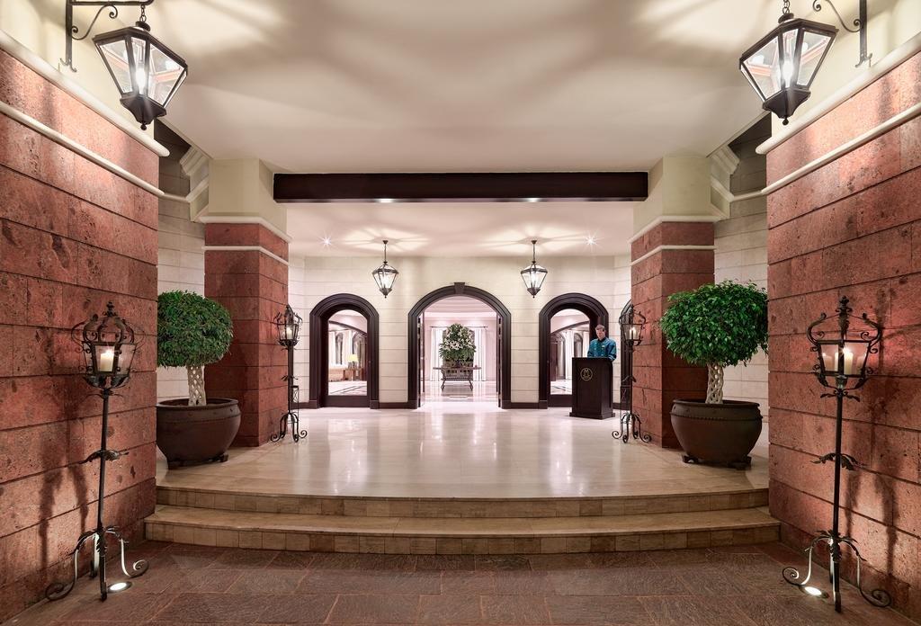 Hotel Las Madrigueras - entree