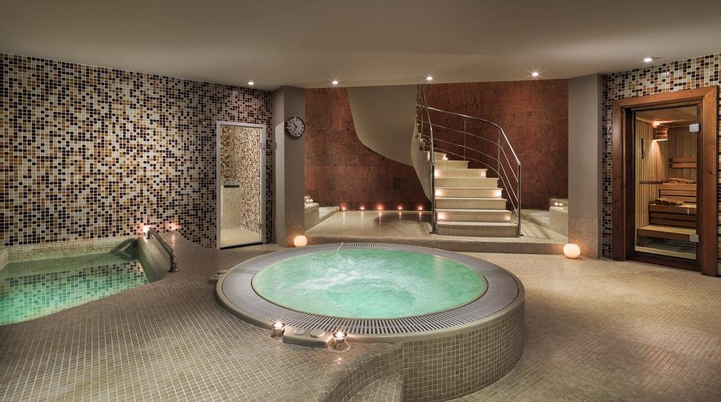 Hotel Las Madrigueras - spa