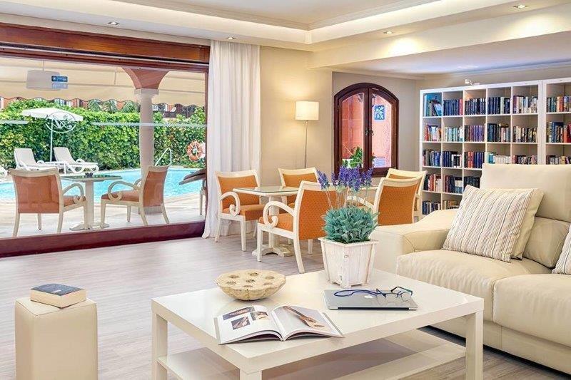 Appartementen Ambassador - lounge