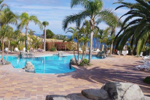 Appartement Playa de los Roques - zwembad