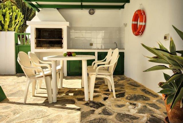 Villa Andrea - barbecue