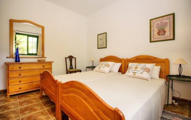 Villa Andrea - slaapkamer