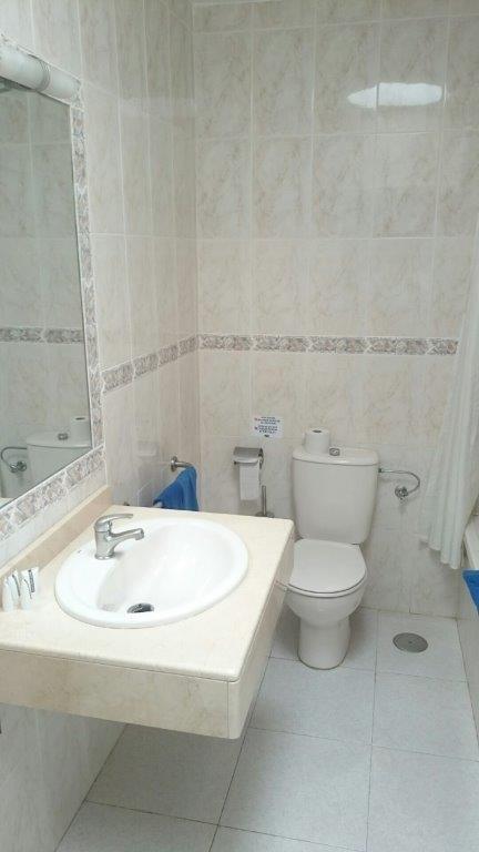 Appartementen Panorama - badkamer