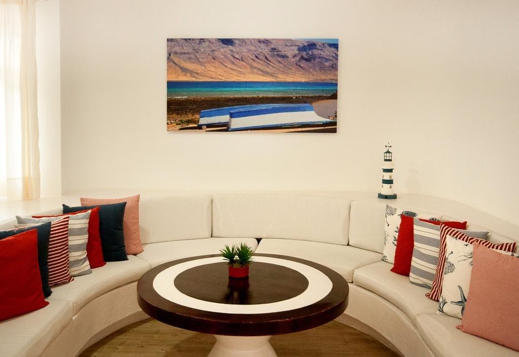 Appartementen Panorama - lounge