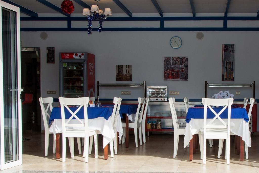 Appartementen Panorama - restaurant