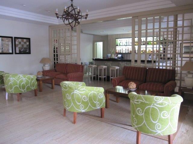 Hotel Villa Vik - lounge