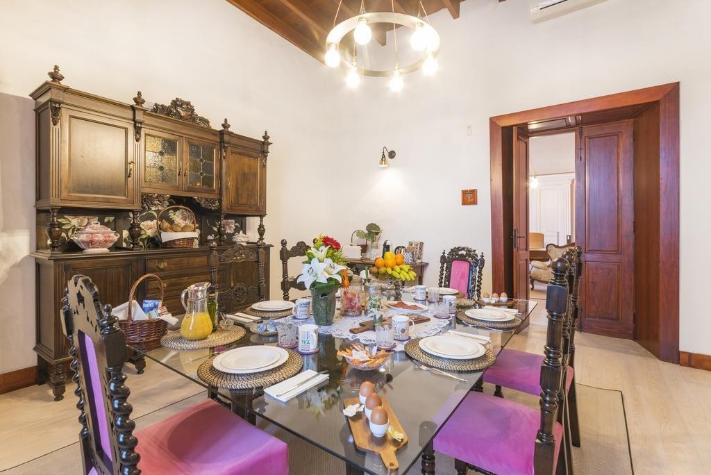 Hotel Villa Delmas - ontbijtzaal