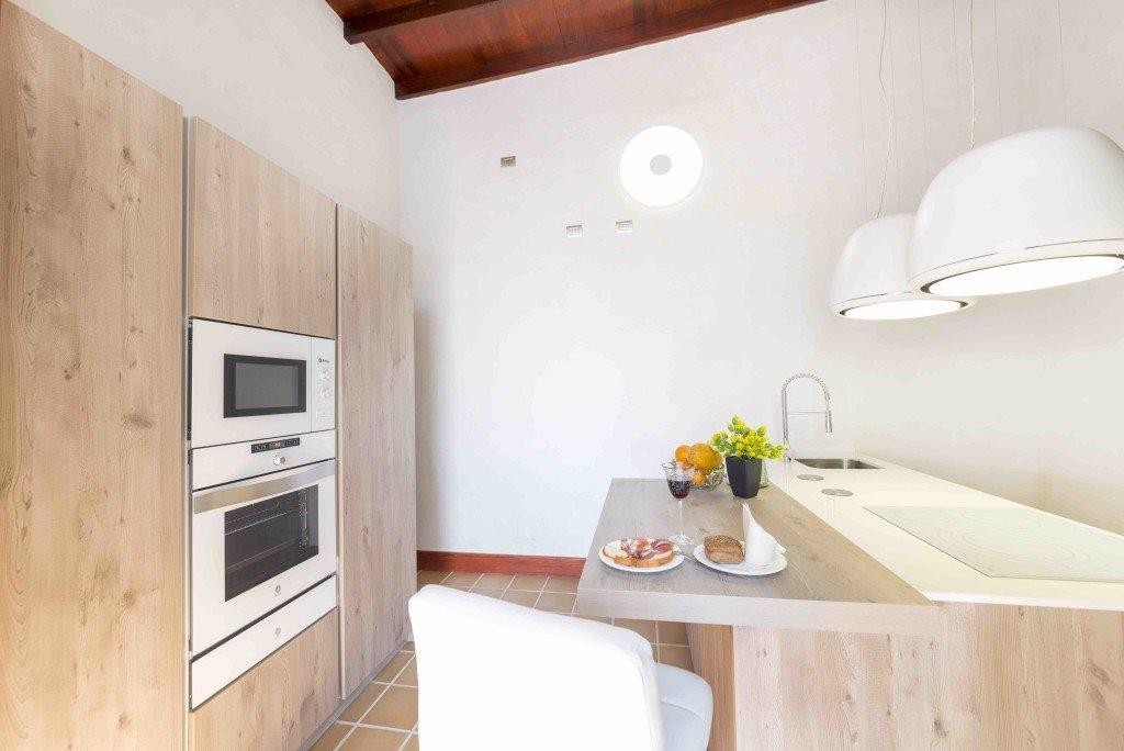 Hotel Villa Delmas - keuken