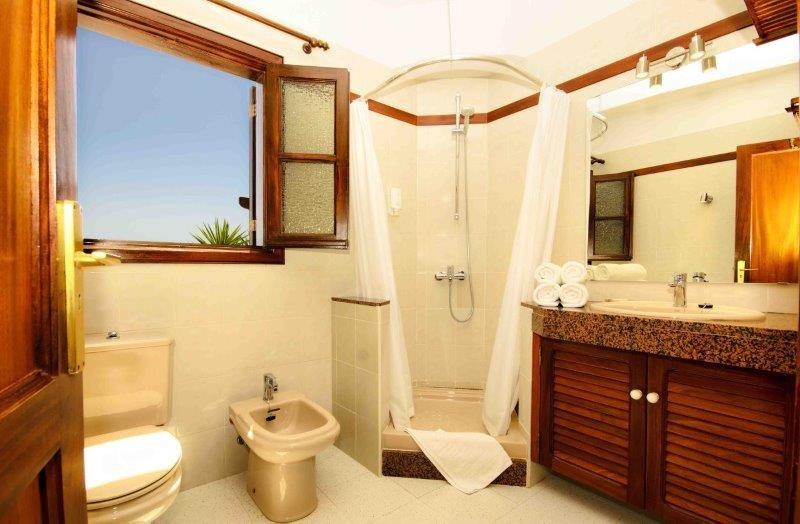 Casa Maesa - badkamer