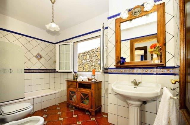 Villa Los Loros - badkamer
