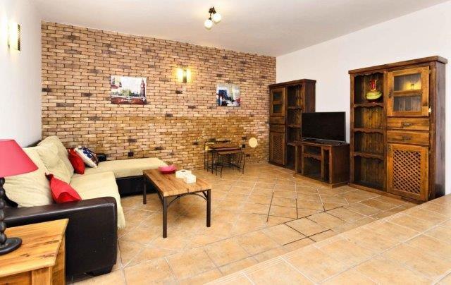 Villa Los Loros - zitkamer