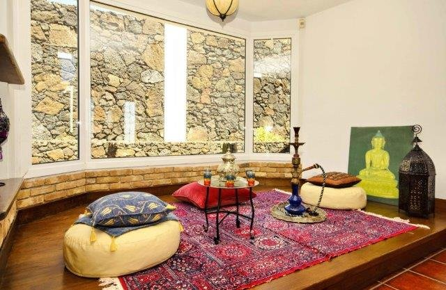 Villa Los Loros - lounge