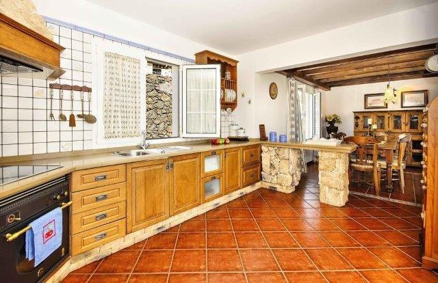 Villa Los Loros - keuken