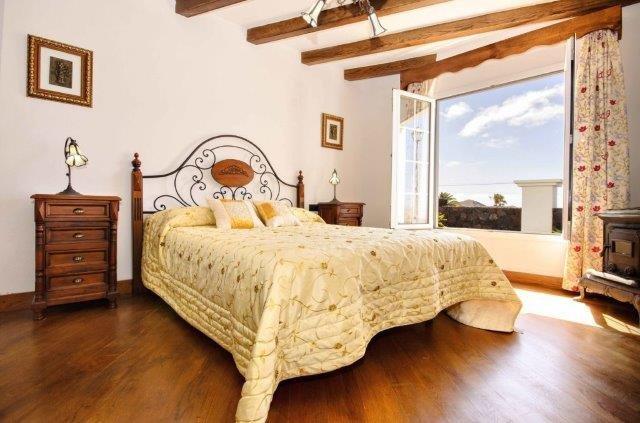 Villa Los Loros - slaapkamer