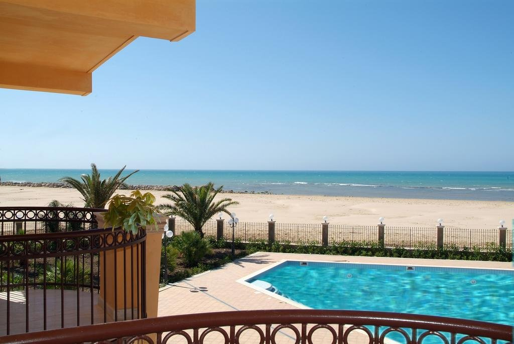 Hotel Villa Romana - zwembad