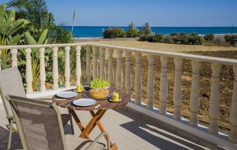 Villa Alasia - balkon