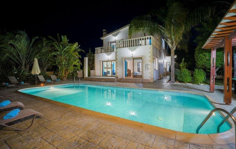 Villa Alasia - zwembad