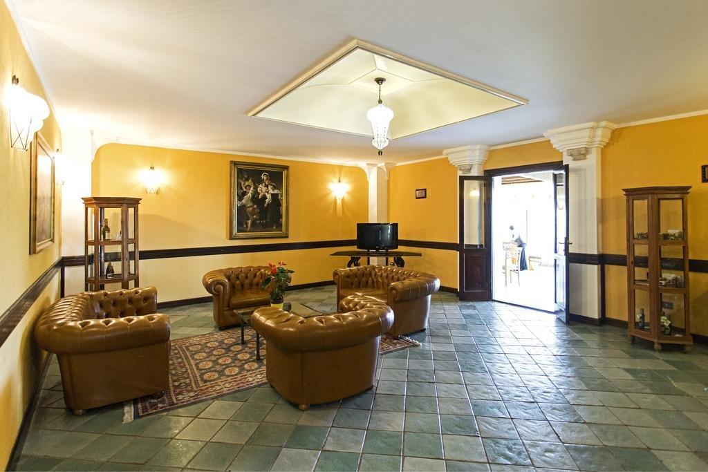 Hotel Baglio della Luna - lounge